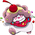 Monster Shiny-Slurpuff