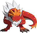 Monster Shiny-Tyrantrum