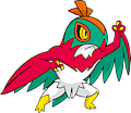 Monster Shiny-Hawlucha