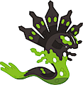 Monster Shiny-Zygarde