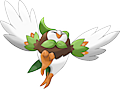 Monster Shiny-Dartrix