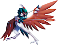 Monster Shiny-Decidueye