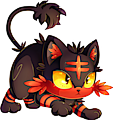 Monster Shiny-Litten