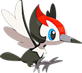 Monster Shiny-Pikipek