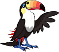 Monster Shiny-Toucannon