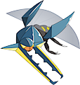 Monster Shiny-Vikavolt