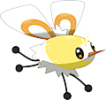 Monster Shiny-Cutiefly