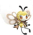 Monster Shiny-Ribombee