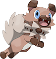 Monster Shiny-Rockruff