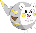 Monster Shiny-Togedemaru