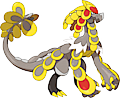 Monster Shiny-Kommo-o