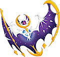 Monster Shiny-Lunala
