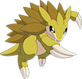 Monster Sandslash