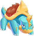 Monster Shiny-Drednaw