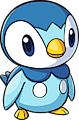 Monster Piplup