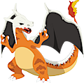 Monster Charizard-Bony