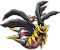 Monster Giratina-Origin