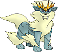 Monster Arcanine-Sabertooth