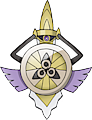 Monster Aegislash-Shield
