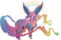 Monster Espeon-Shining
