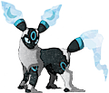 Monster Umbreon-Frozen