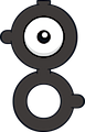 Monster Unown-B