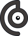 Monster Unown-D