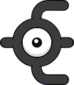 Monster Unown-E