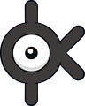 Monster Unown-K