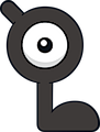 Monster Unown-L