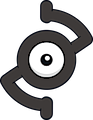 Monster Unown-S