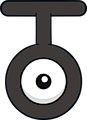 Monster Unown-T