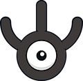 Monster Unown-W