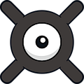 Monster Unown-X