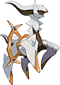 Monster Arceus-Ground