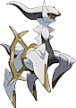 Monster Arceus-Rock