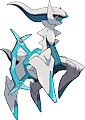 Monster Arceus-Ice