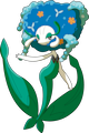 Monster Florges-Blue