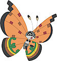 Monster Vivillon-Plains