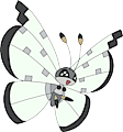 Monster Vivillon-Snow