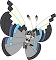 Monster Vivillon-Monsoon