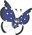 Monster Vivillon-Polar