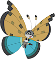Monster Vivillon-River