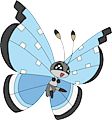 Monster Vivillon-Tundra