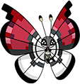 Monster Vivillon-Pokeball