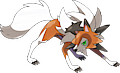 Monster Lycanroc-Dusk