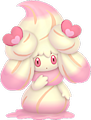 Monster Alcremie-Heart