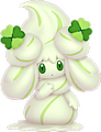 Monster Alcremie-Matcha