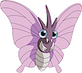 Monster Venomoth