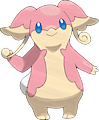 Monster Audino